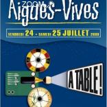 picture of Festival du film court d'Aigues-Vives : A TABLE !
