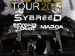 picture of Sybreed + Beyond The Dust + Magoa + Bird Ashes