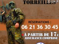 Foto Paintball Factory Torreilles / Perpignan