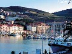 photo de Port Vendres