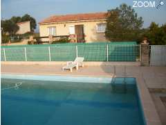 photo de VILLAS TOUT CONFORT 4 OU 6 COUCHAGES PRES D'ANDUZE IMMENSE PISCINE  6X12