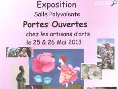 photo de expo a st christol   25 et 26 mai