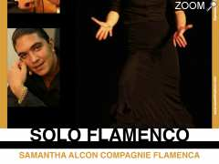 "Foto Spectacle ""SOLO FLAMENCO"", Samantha Alcon Cie Flamenca"