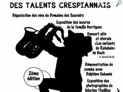 photo de A LA DÉCOUVERTE DES TALENTS CRESPIANNAIS