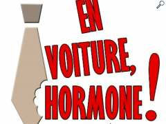 photo de EN VOITURE HORMONE