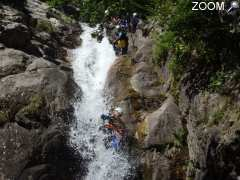 picture of ENTRE 2 NATURE: Canyoning, via ferrata, escalade