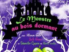 photo de LE MONSTRE AU BOIS DORMANT (spectacle enfant)