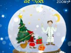 photo de Spectacle enfant : LE PETIT SCIENTIFIQUE DE NOEL